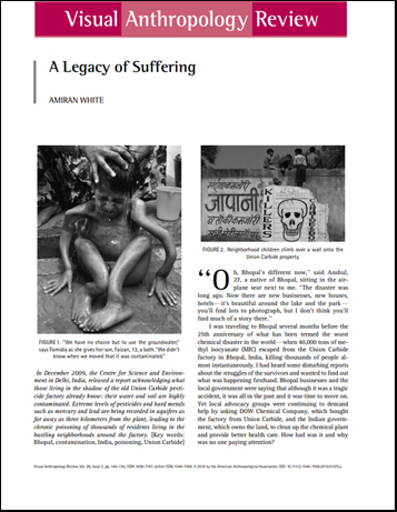 Legacy Suffering